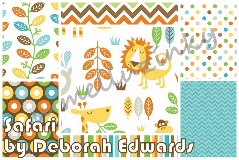 Safari by Deborah Edwards