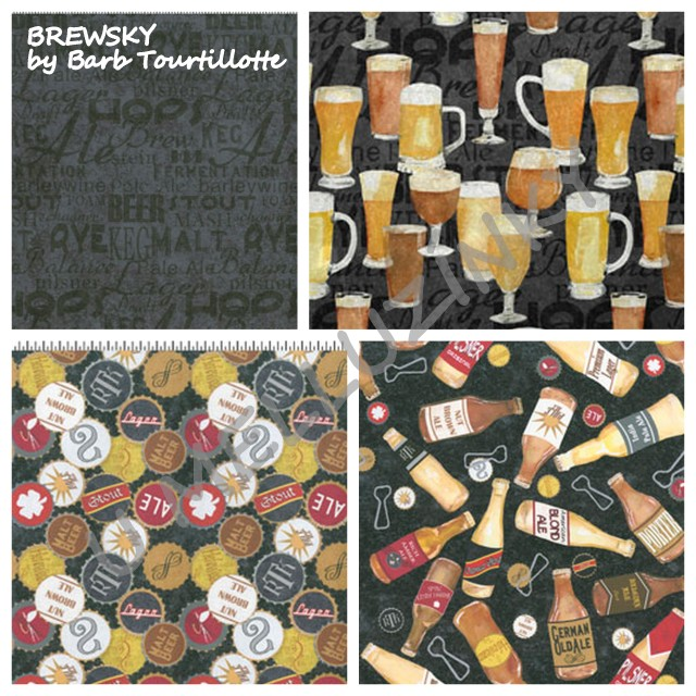 BREWSKY by Barb Tourtillotte
