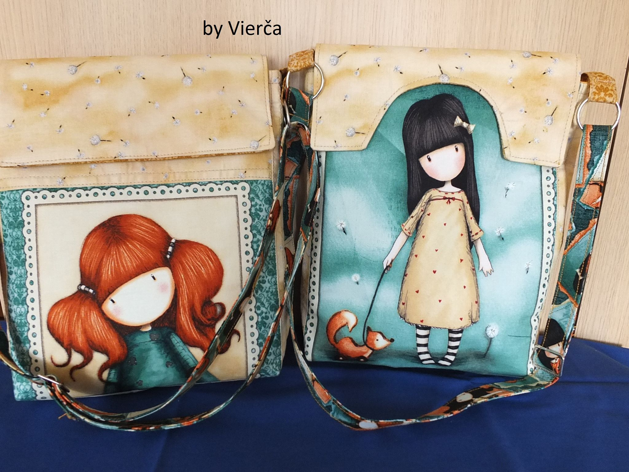 Handmade by Viera Heglasová - HEARTFELT/QUILTING TREASURES.