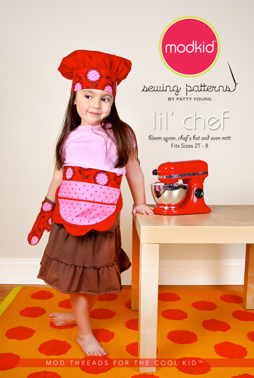STŘIH - modkid - PATTY YOUNG - Lil´ Chef