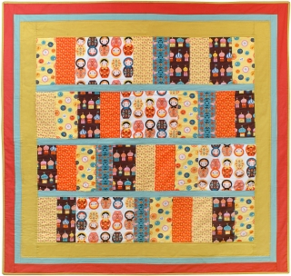 RKF/Little Kukla - TUTORIAL NA LITTLE KUKLA QUILT